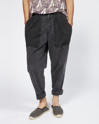 ISABEL MARANT PANT Man NIGEL pants r