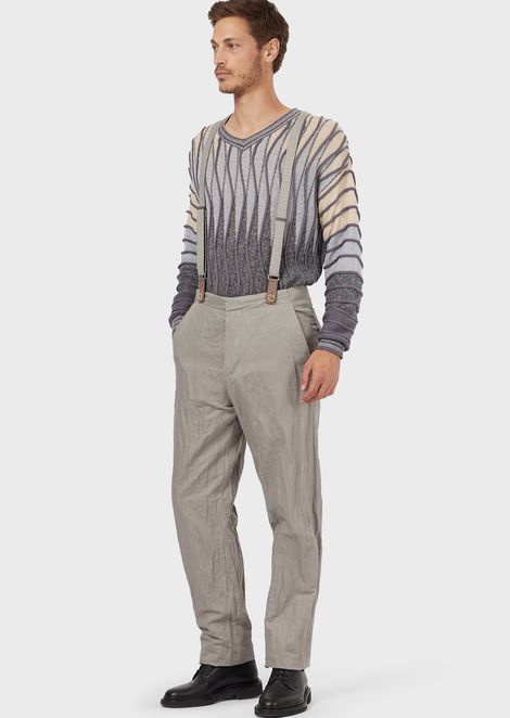 GIORGIO ARMANI Trousers Man r