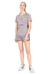 MISSONI ADIDAS X MISSONI SHORTS Woman, Frontal view