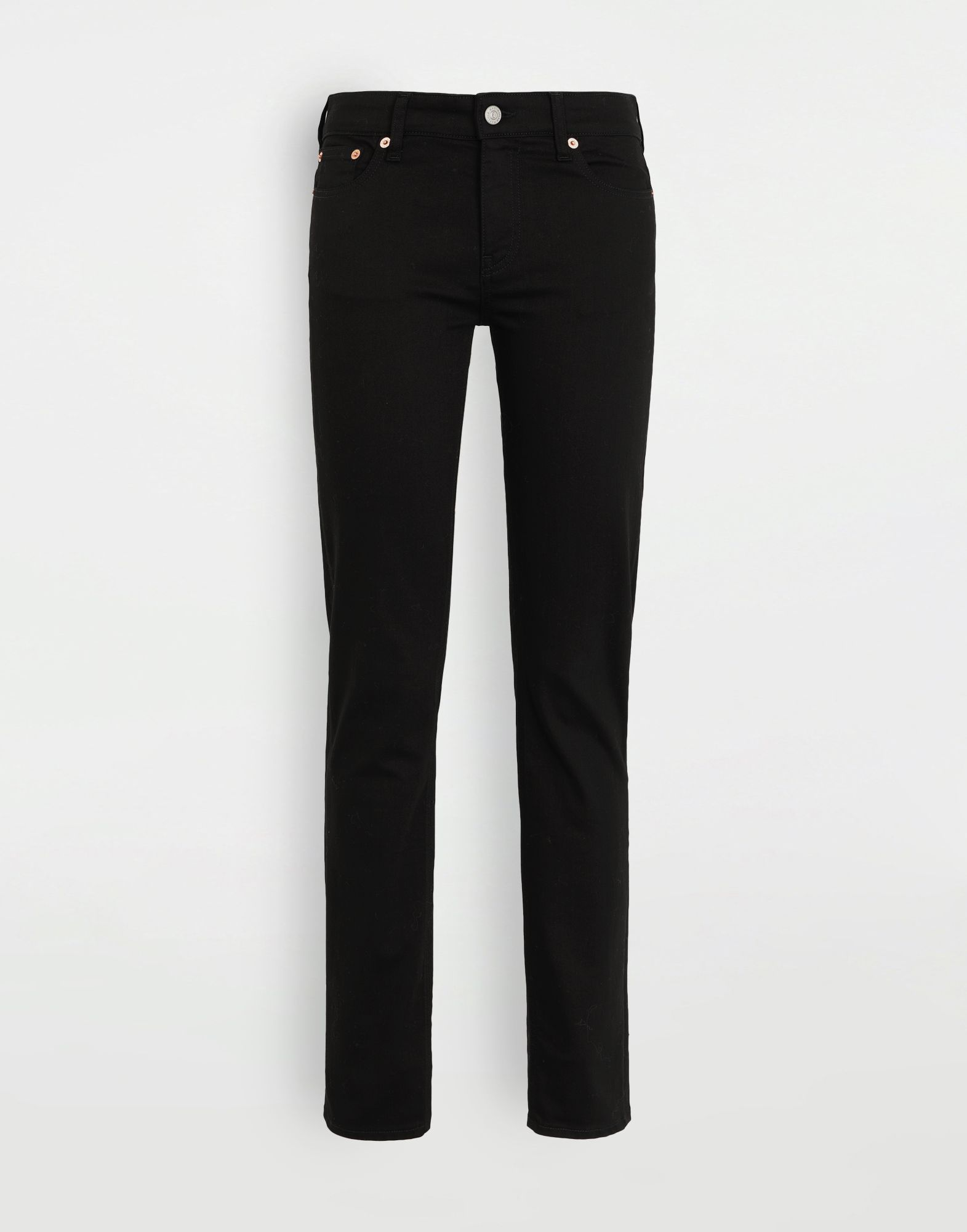 MM6 MAISON MARGIELA Skinny jeans Trousers Woman f