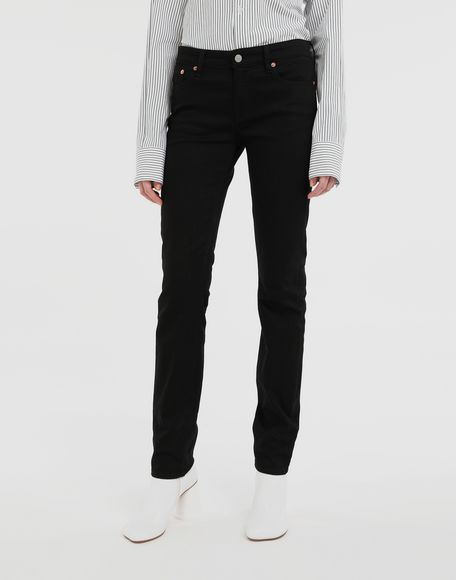 MM6 MAISON MARGIELA Skinny jeans Trousers Woman r