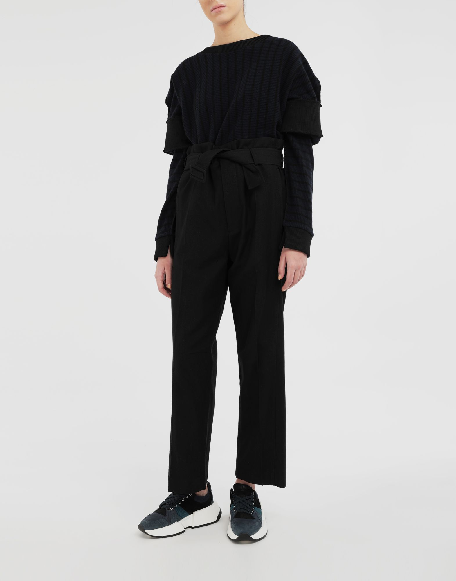 MM6 MAISON MARGIELA Tailored trousers Casual pants Woman d