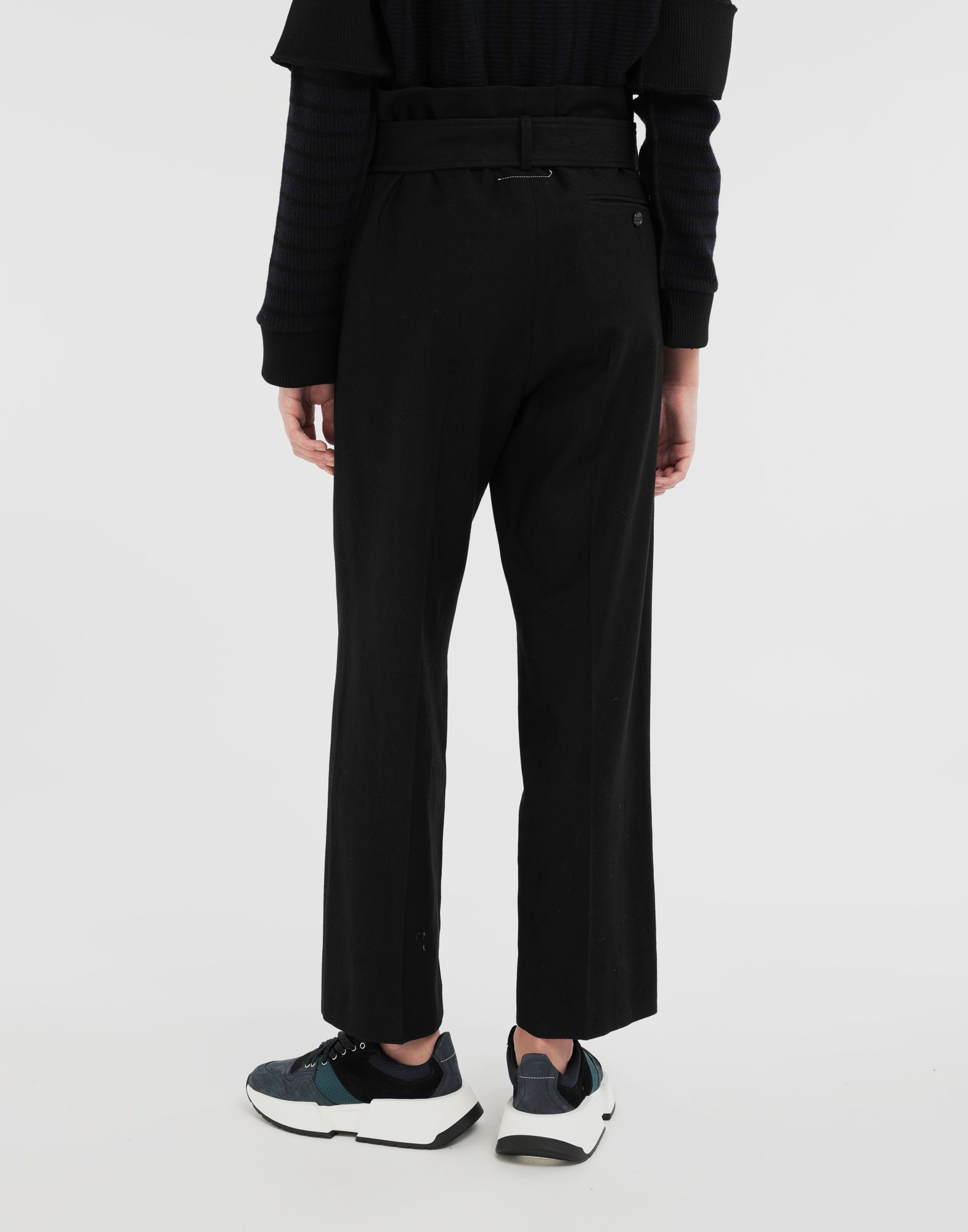 MM6 MAISON MARGIELA Tailored trousers Casual pants Woman e