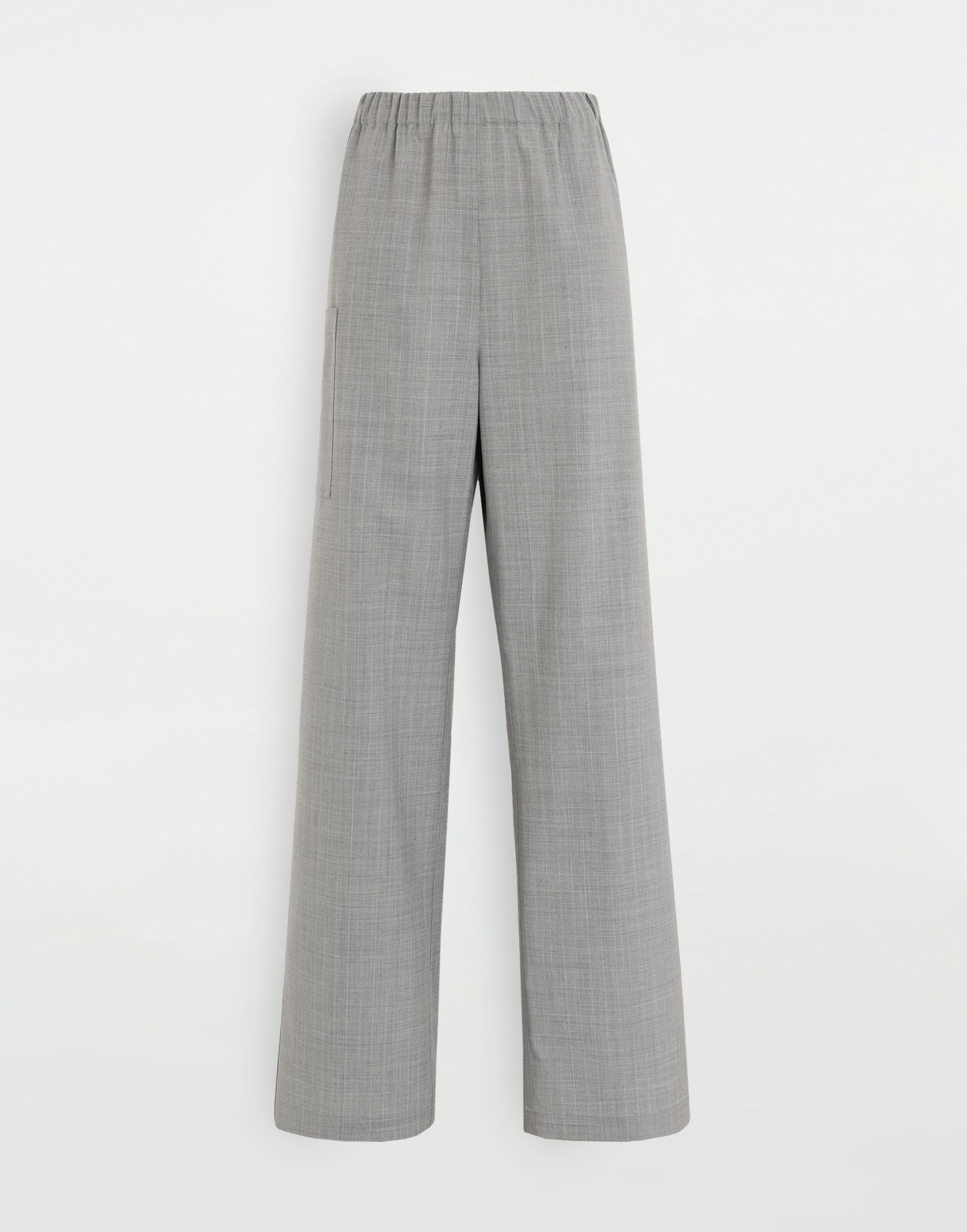 MM6 MAISON MARGIELA Wide-leg trousers Trousers Woman f