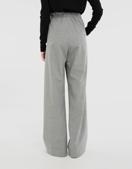 MM6 MAISON MARGIELA Wide-leg trousers Trousers Woman e