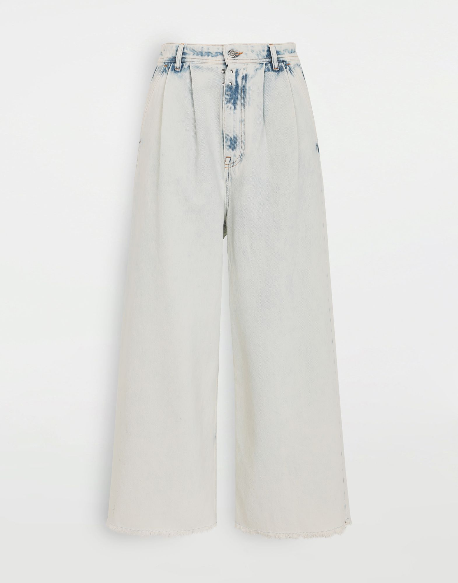 MM6 MAISON MARGIELA Wide-leg jeans Jeans Woman f