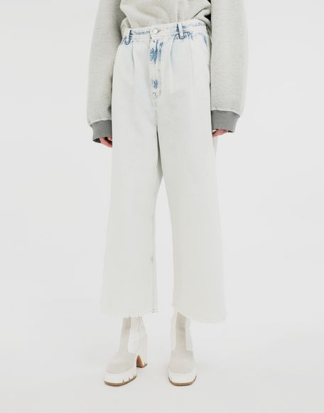 MM6 MAISON MARGIELA Wide-leg jeans Jeans Woman r