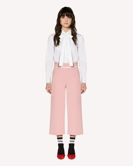 REDValentino Pants Woman SR3RBB223FT ISM f