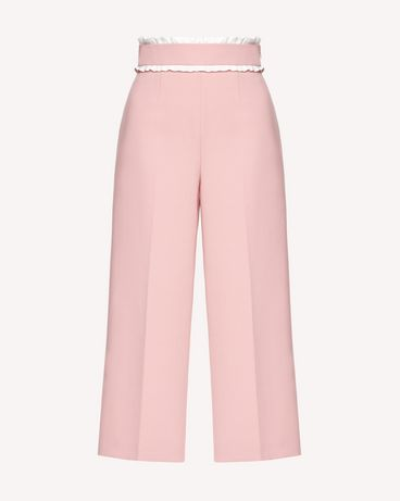 REDValentino SR3RBB223FT ISM Trousers Woman a