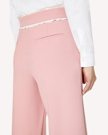 REDValentino SR3RBB223FT ISM Trousers Woman e