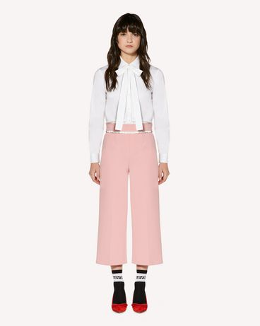 REDValentino SR3RBB223FT ISM Trousers Woman f