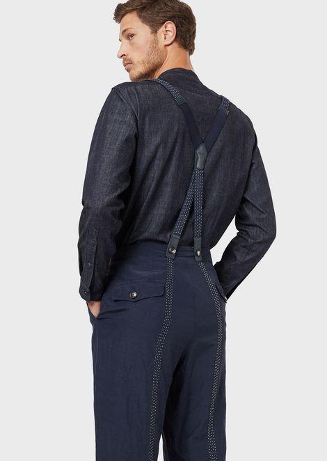 GIORGIO ARMANI Trousers Man d