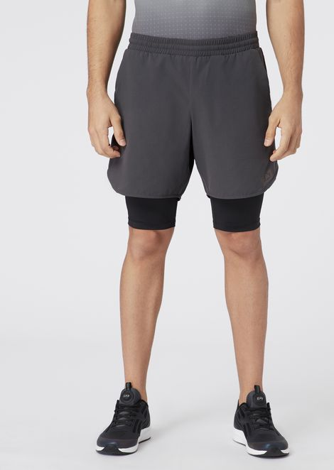 Training shorts in Ventus7 tech fabric
