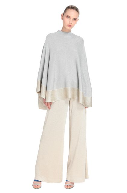 MISSONI Pants Gold Woman - Back