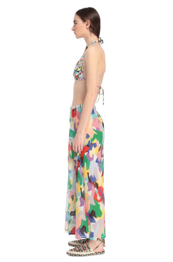 MISSONI Beachwear pants Woman, Side view