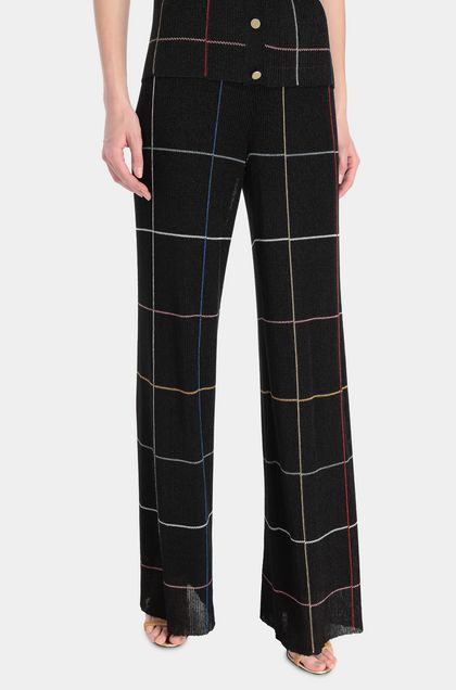 MISSONI Trouser Black Woman - Front