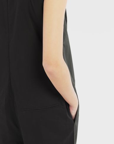 TROUSERS 'A' jumpsuit Black