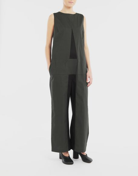 MM6 MAISON MARGIELA 'A' jumpsuit Jumpsuit Woman r