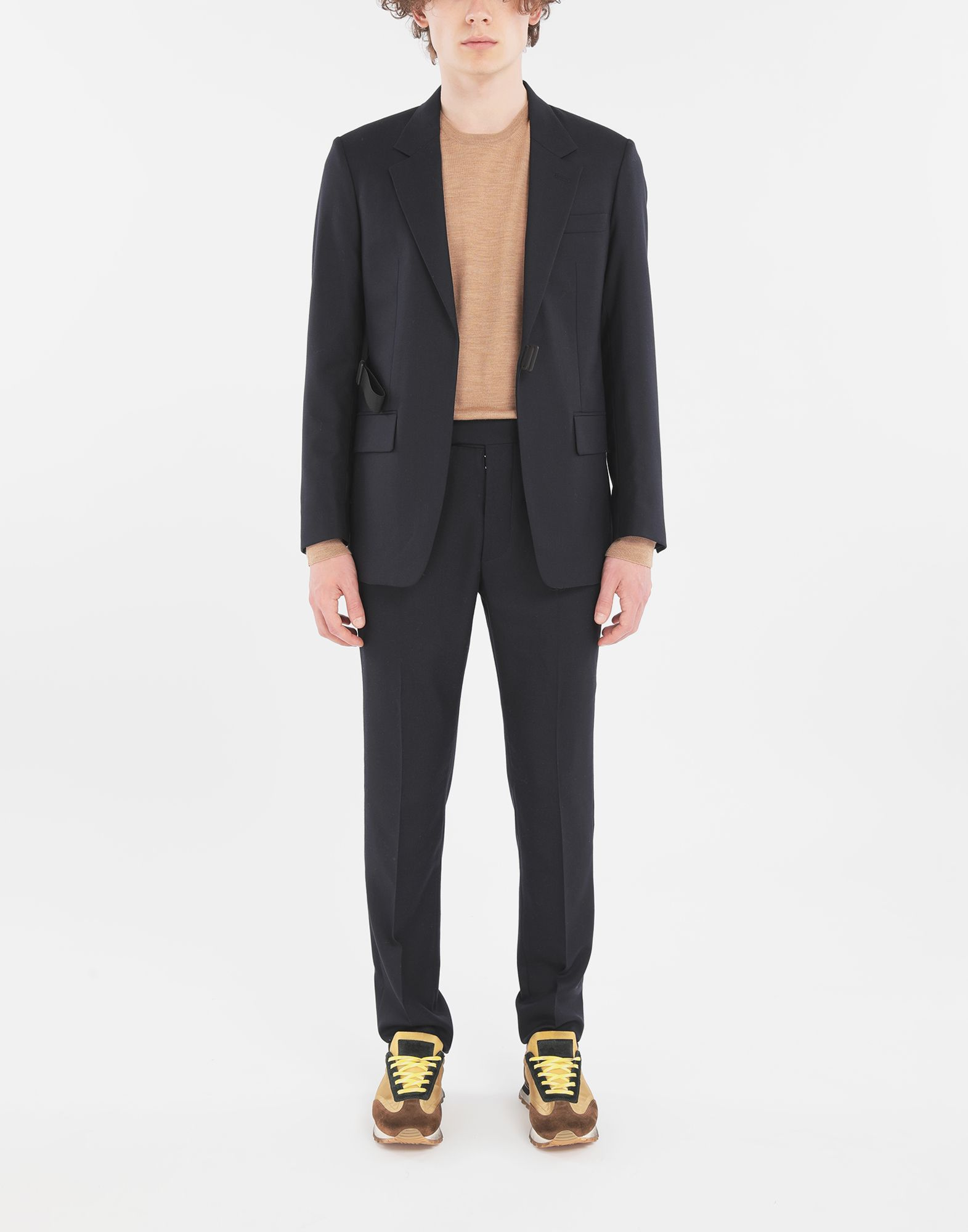 MAISON MARGIELA Side-strap trousers Trousers Man d
