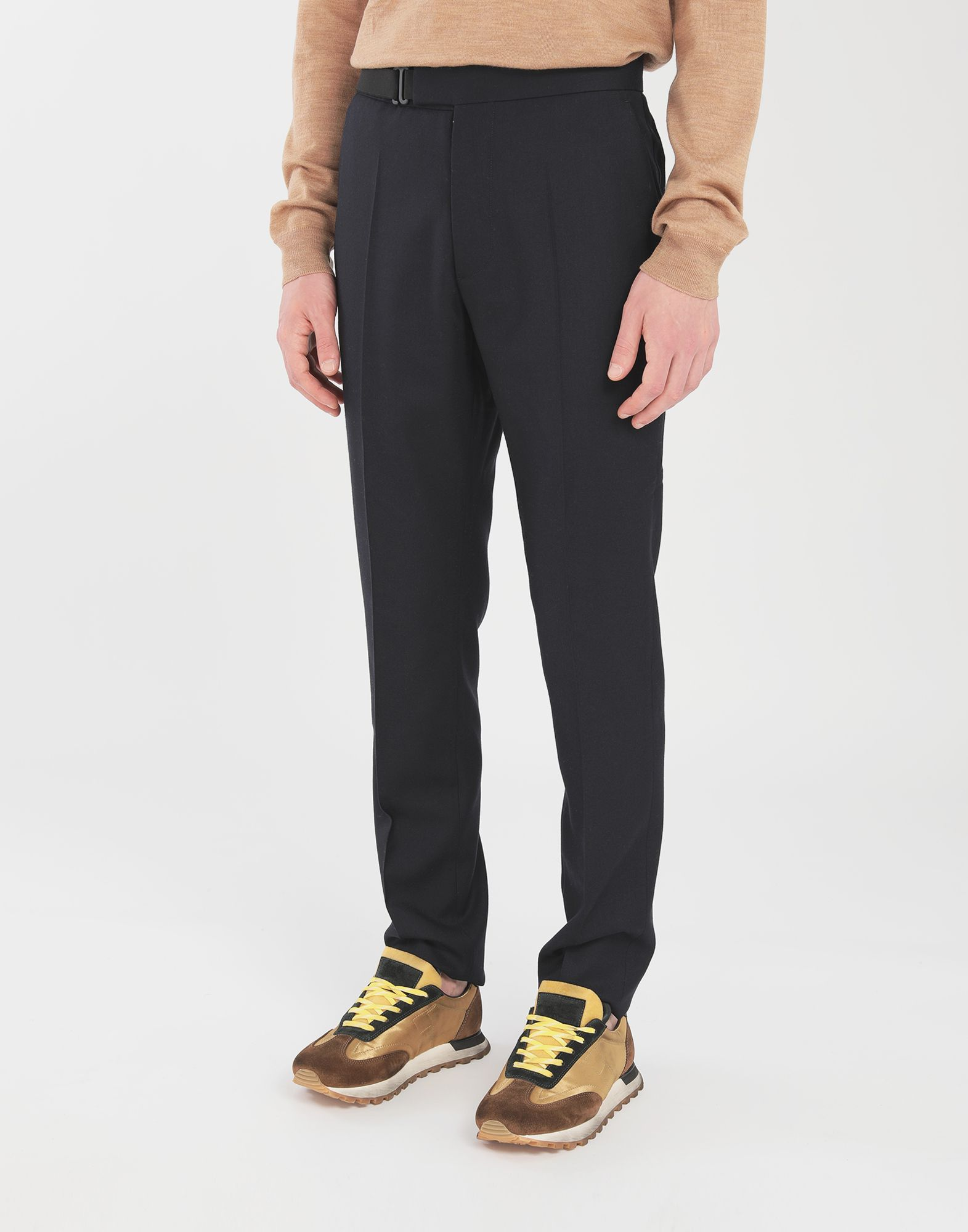 MAISON MARGIELA Side-strap trousers Trousers Man r