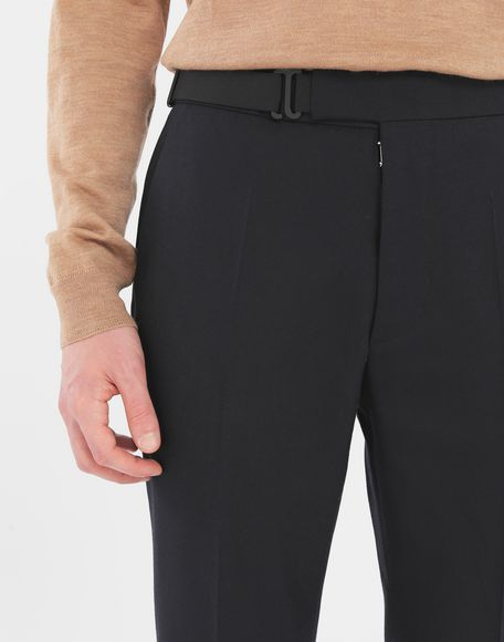 MAISON MARGIELA Side-strap trousers Trousers Man a