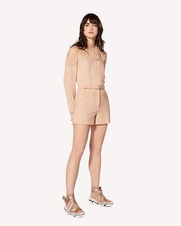 REDValentino SR3RFC050VM 377 Shorts Woman d