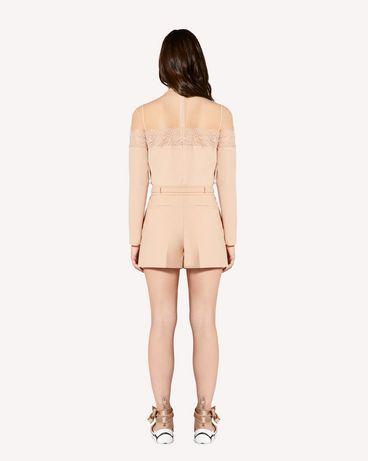 REDValentino SR3RFC050VM 377 Shorts Woman r