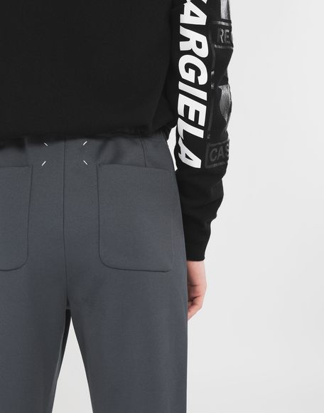 MAISON MARGIELA Formal joggers Trousers Man b