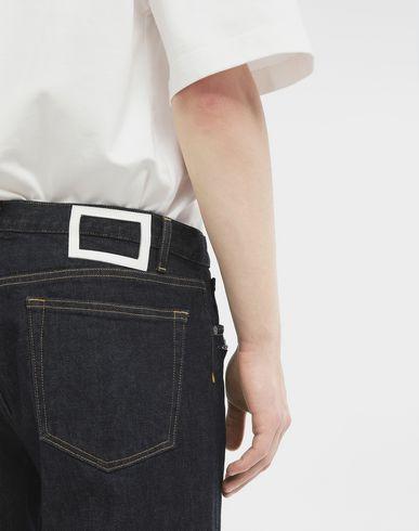 TROUSERS Décortiqué jeans Blue