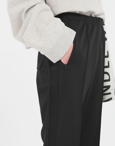 PANTS Formal joggers Black