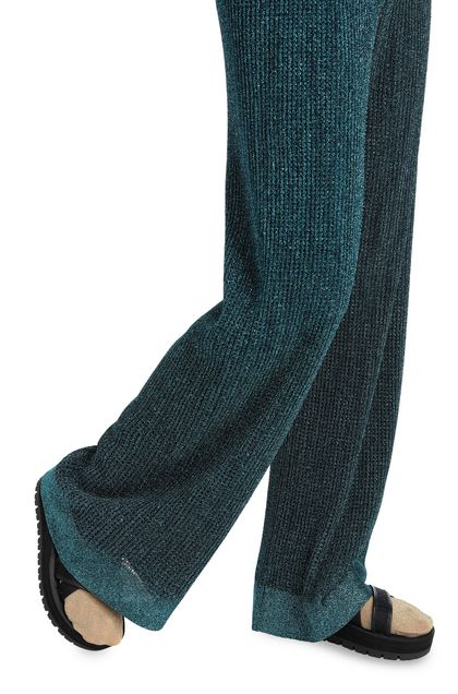 M MISSONI Pants Deep jade Woman - Front