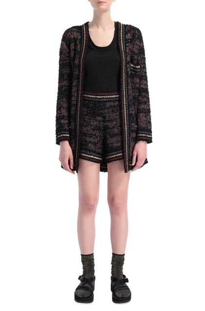 M MISSONI Shorts Black Woman - Back