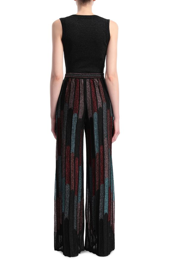 M MISSONI Pantalones Mujer, Vista lateral