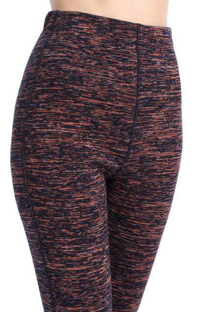 M MISSONI Leggings  Dark blue Woman - Front