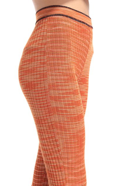 M MISSONI Pants Orange Woman - Front