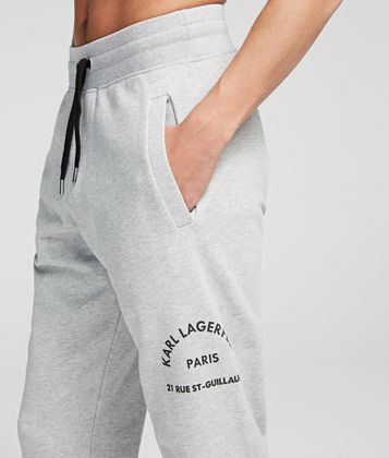 KARL LAGERFELD RUE ST GUILLAUME SWEATPANTS
