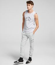 KARL LAGERFELD Rue St Guillaume Sweatpants 9_f