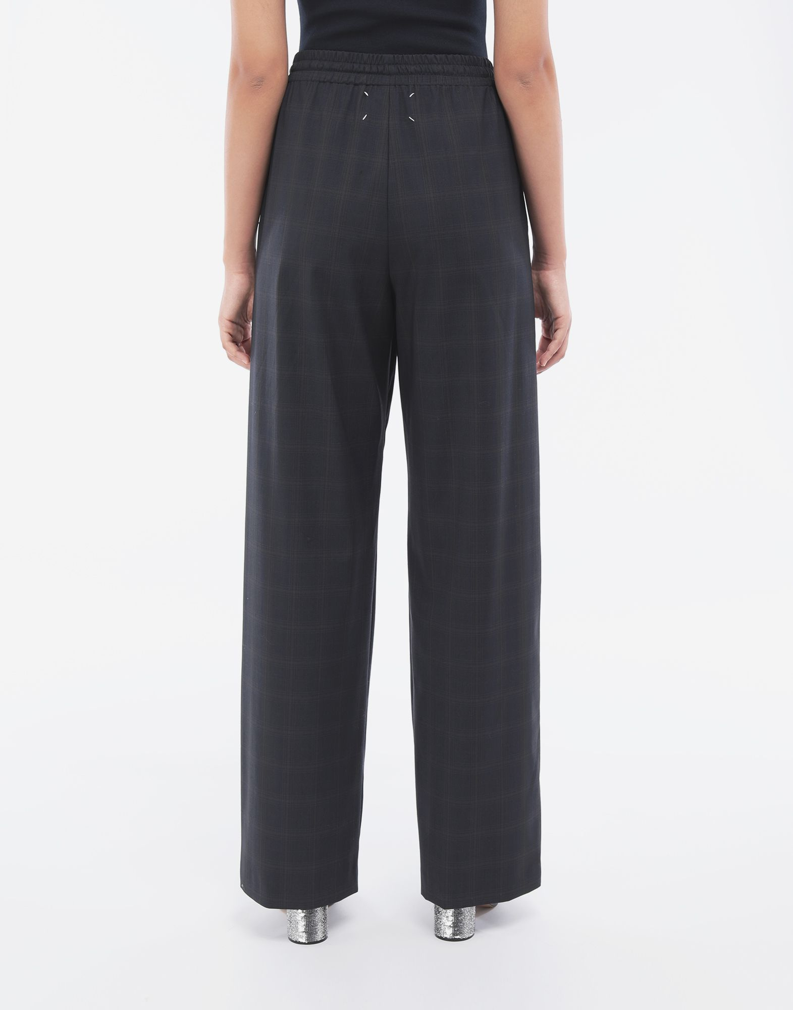 MAISON MARGIELA Check trousers Trousers Woman e