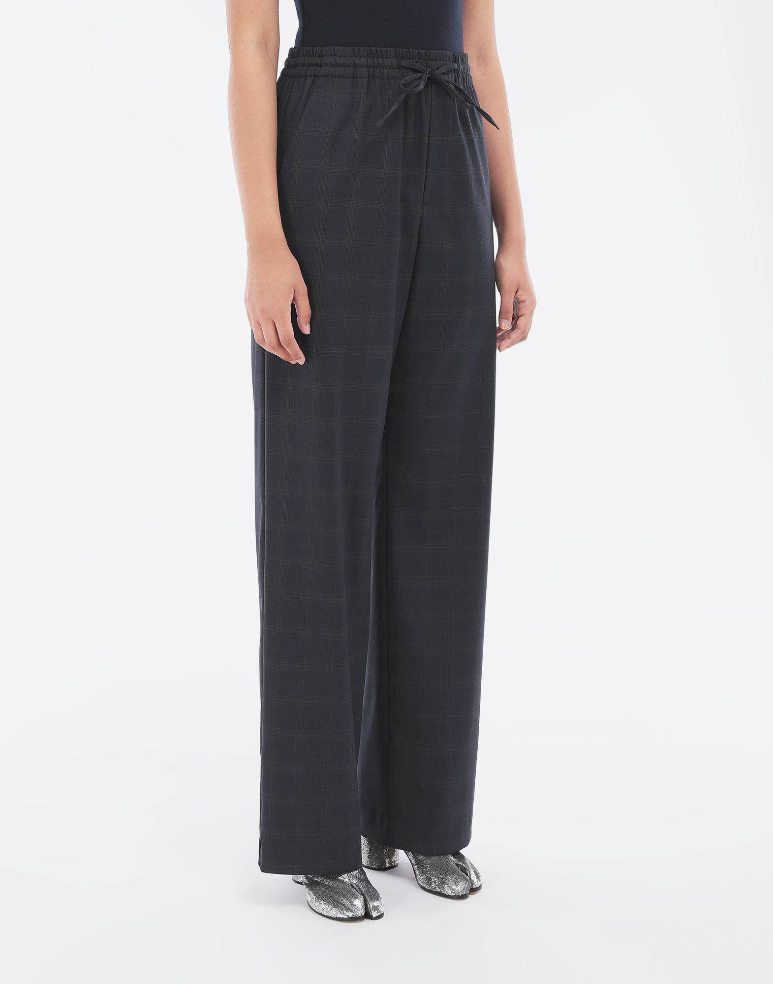 MAISON MARGIELA Check trousers Trousers Woman r
