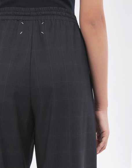 MAISON MARGIELA Check trousers Trousers Woman b