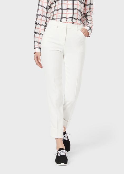 Cady cigarette trousers