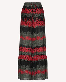 REDValentino Printed dress Woman SR3VAG054AN 0NO a