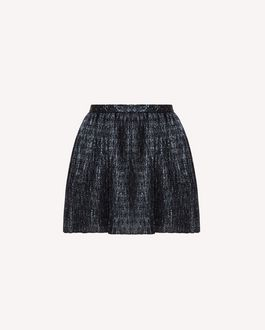 REDValentino Mini skirt Woman RR0RFA55428 0NO a