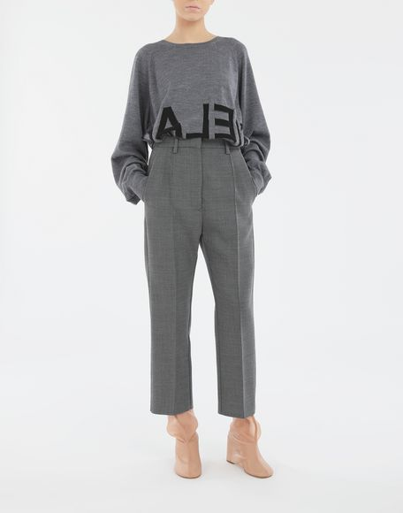 MM6 MAISON MARGIELA Tailored trousers Trousers Woman d