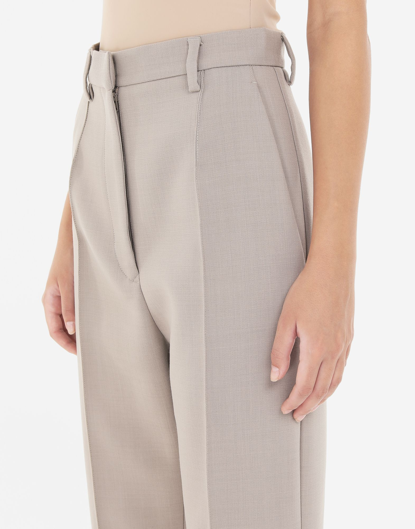 MM6 MAISON MARGIELA Tailored trousers Trousers Woman a