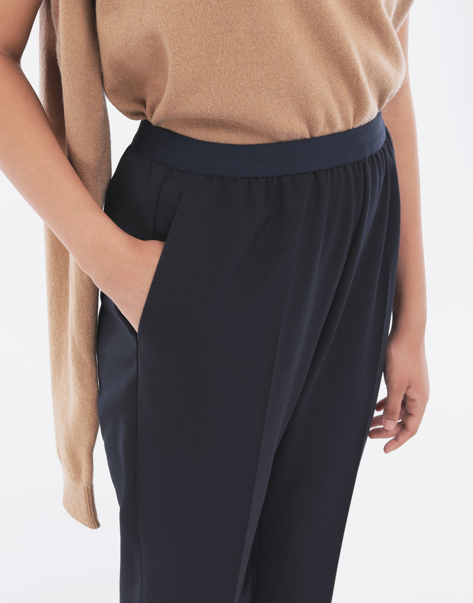MAISON MARGIELA Pleated trousers Trousers Woman a