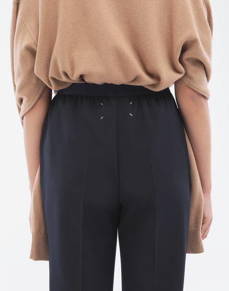 MAISON MARGIELA Pleated trousers Trousers Woman b