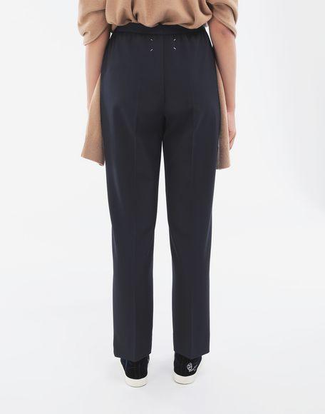 MAISON MARGIELA Pleated trousers Trousers Woman e