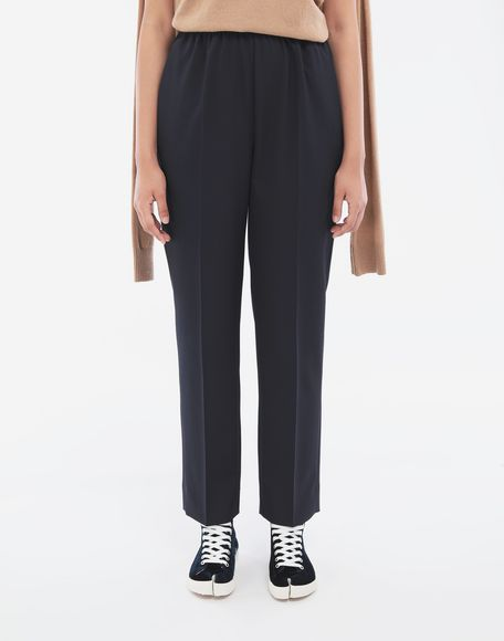 MAISON MARGIELA Pleated trousers Trousers Woman r