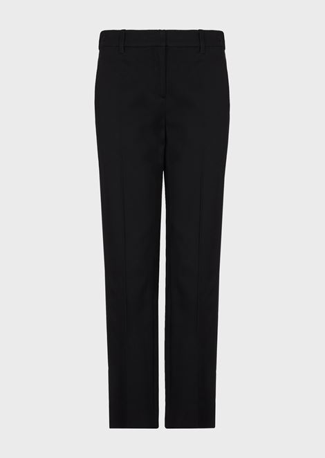 EMPORIO ARMANI Casual Trousers Woman d